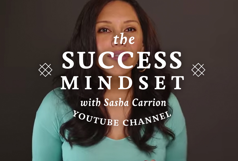 the success mindset with Sasha Carrion - Hypnosis Videos