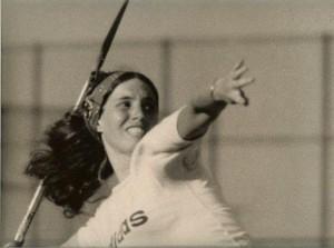 Kate Schmidt Olympic javelin self hypnosis