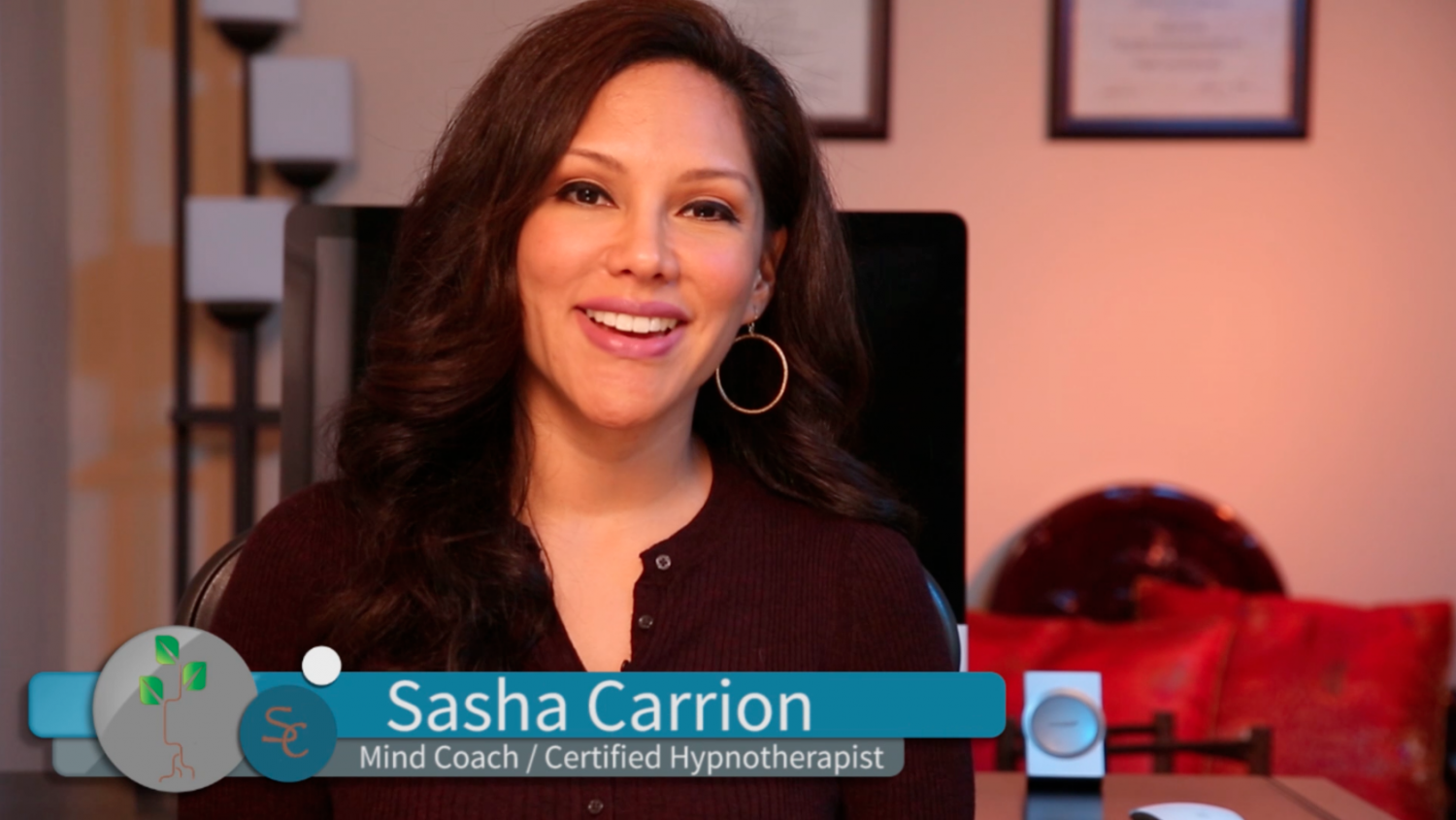 Why Do I Love Hypnotherapy with Hypnotherapist Sasha Carrion? (Video)