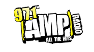 amp all the hits radio - logo