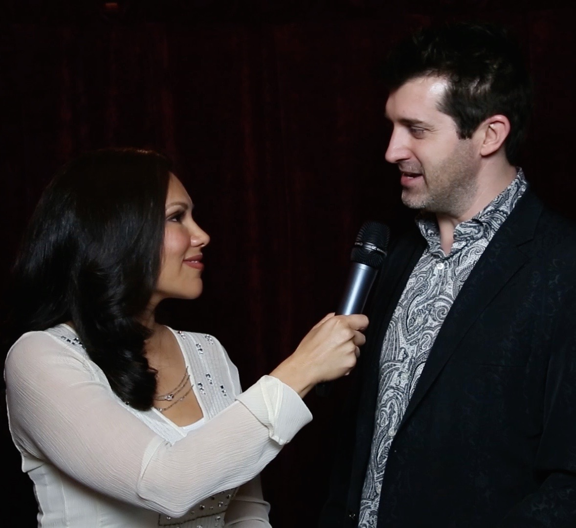 Hypnosis talk with Las Vegas Hypnotist and Hypnotherapist Marc Savard