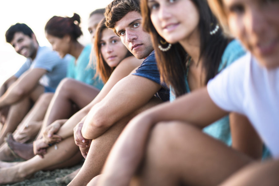 Teenager Group Therapy - Coaching and Meditation