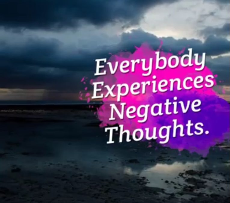 On Overcoming Negative Thoughts