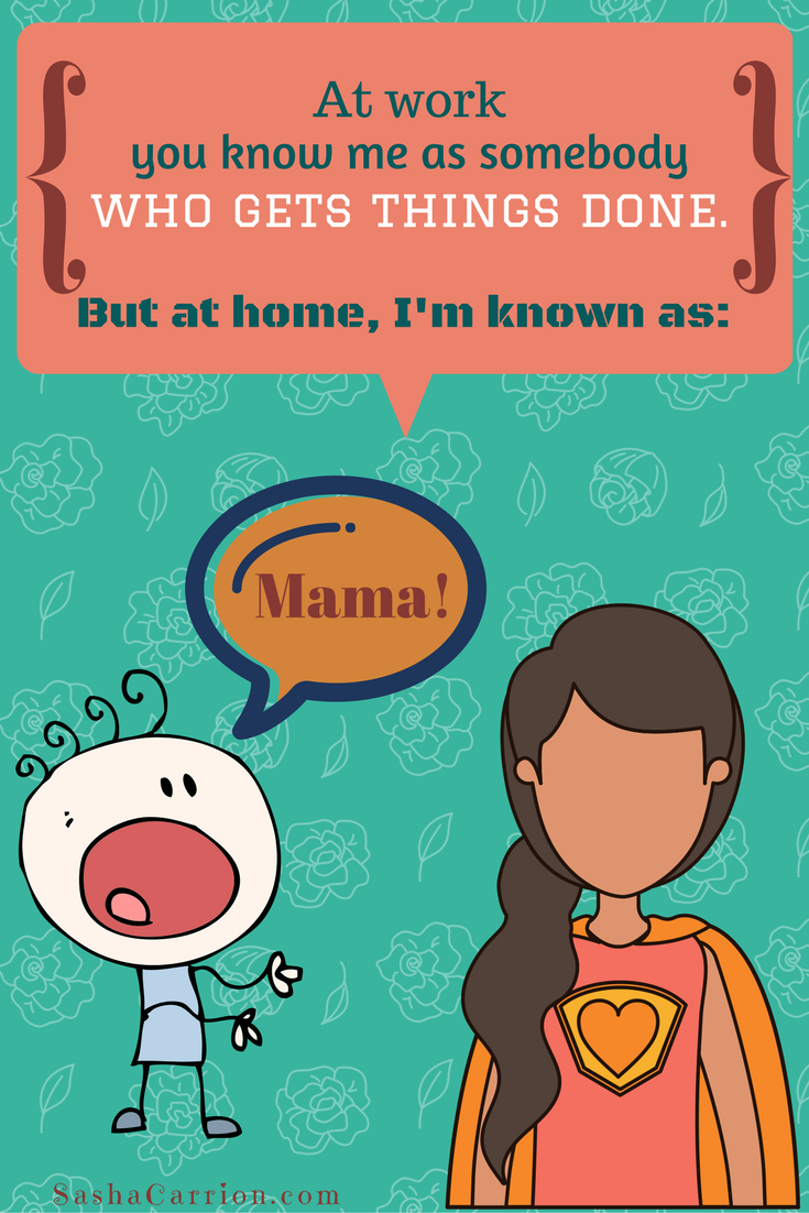 All Hail to the Supermom Who Saves Each Day