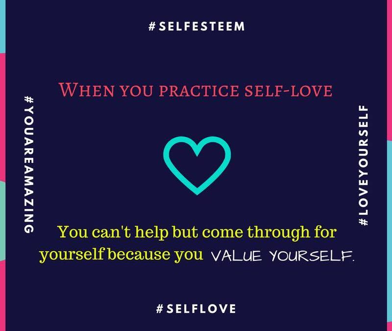 Motivation: Self-love Can Do a Whole Lot for You