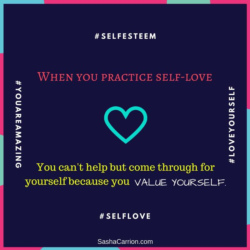 Affirmation: Selflove Can Do a Lot for You