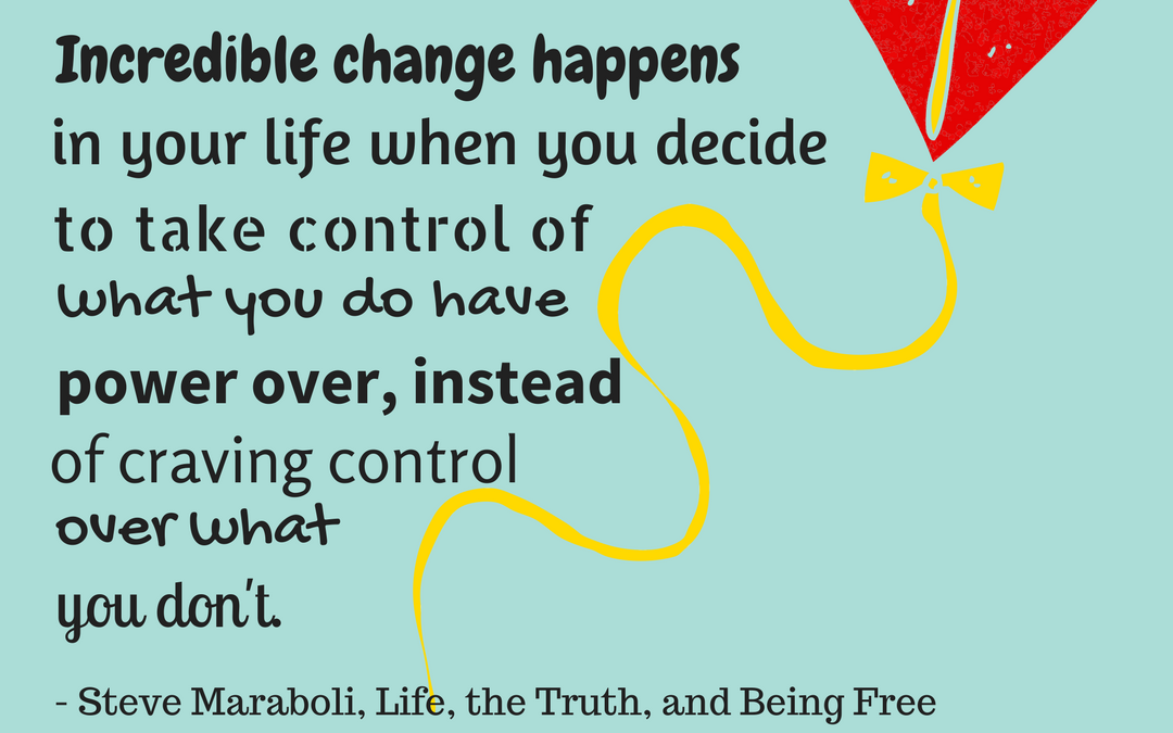 Focusing On Making the Right Changes Happen