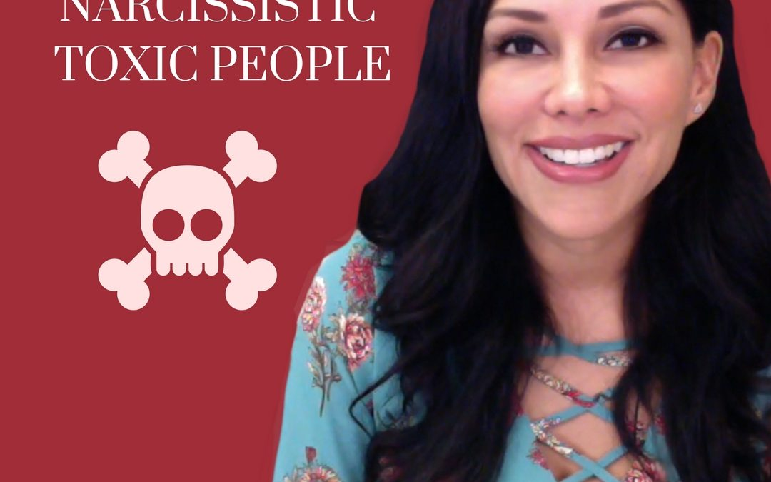 How to Deal with Narcissist Toxic People