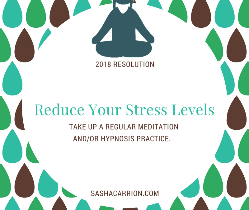 Reduce Your Stress Levels