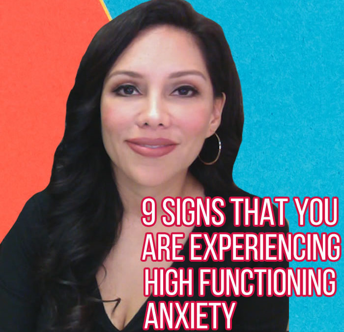 Signs of High Functioning Anxiety