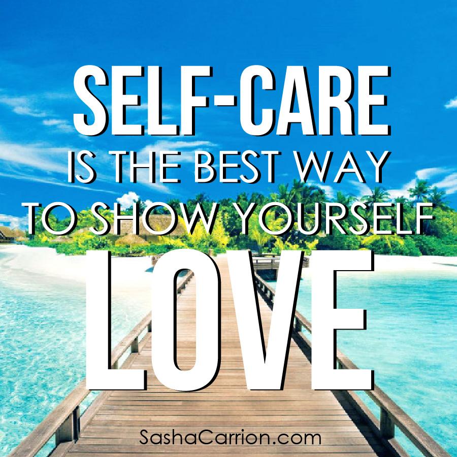 Self love Is Self care
