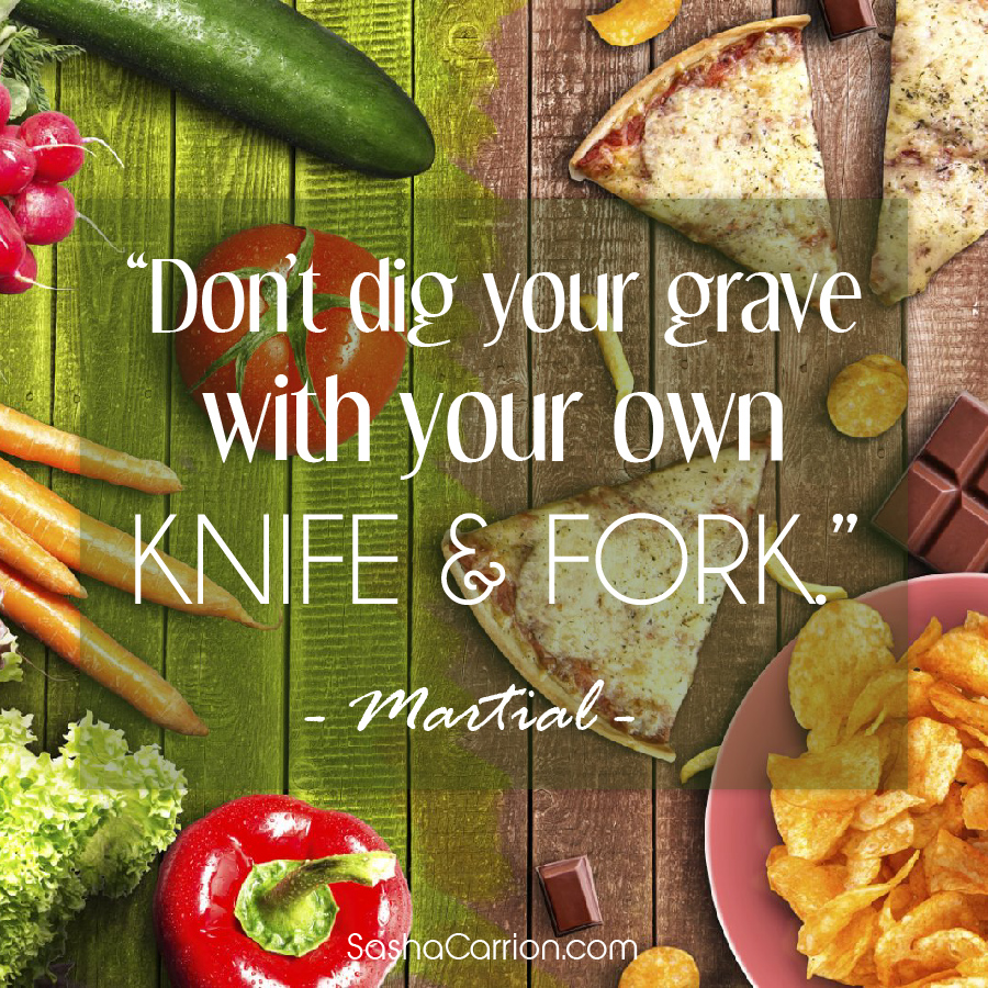 What You Choose to Eat Matters