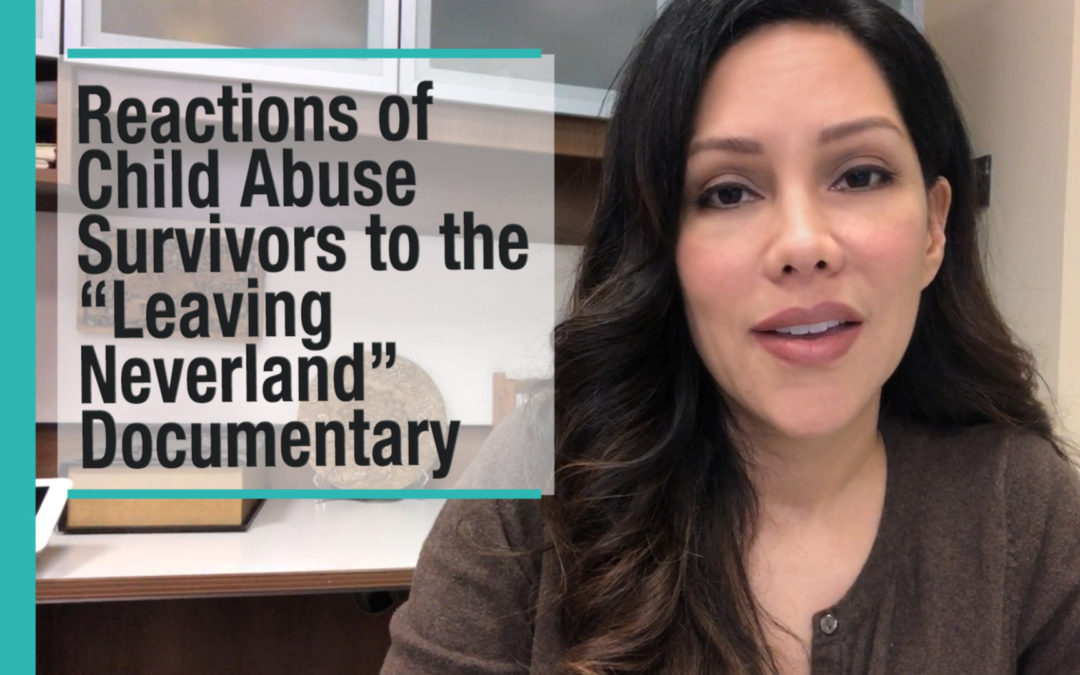 "Reactions of Child Abuse Survivors to the ""Leaving Neverland"" Documentary"